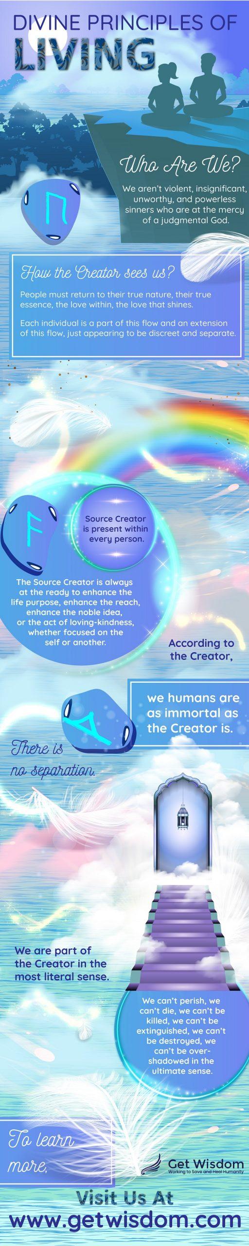 Divine Principles of Living