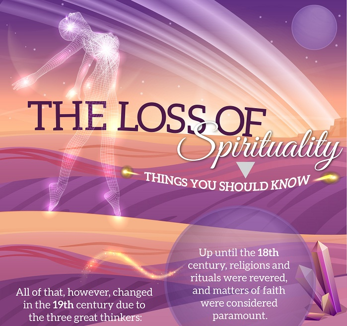 The Loss of Spirituality: Things You Should Know